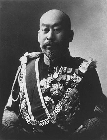 米大使の口ひげ 朝鮮総督 誰